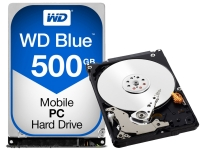 Western Digital HDD WD5000LPCX Blue Notebook 500GB